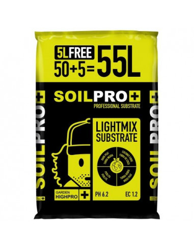 Garden Highpro SoilPro Lightmix 55L...