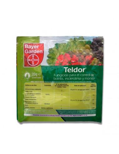SBM Bayer Garden Fungicida Botritis -...