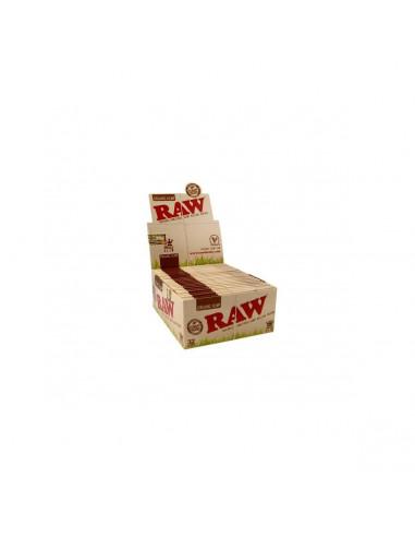 Papel de Fumar Raw Organic King Size...