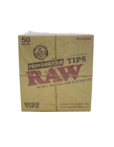 Boquillas Raw (wide 50 unidades)