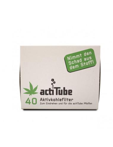 Filtro ActiTube 40 unidades