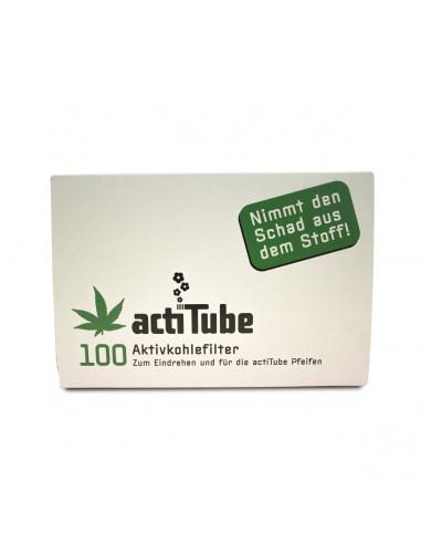 Filtro ActiTube 100 unidades