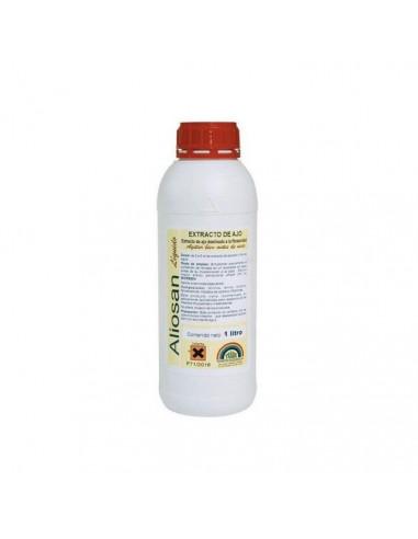 ALIOSAN (Ajo macerado) líquido de Trabe