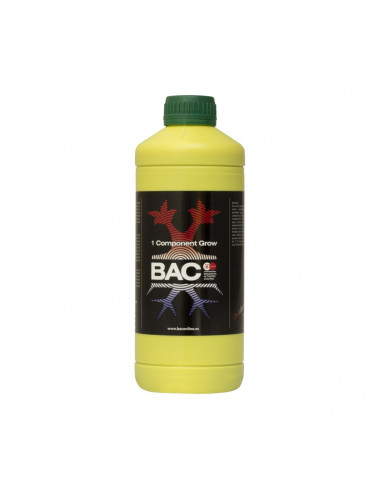 BAC One Component Soil Grow (1L a 20L)