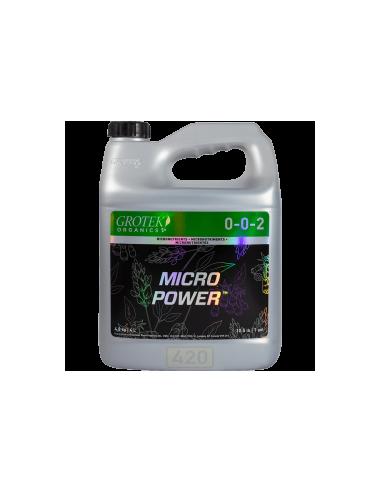 GROTEK MicroPower (Organic)