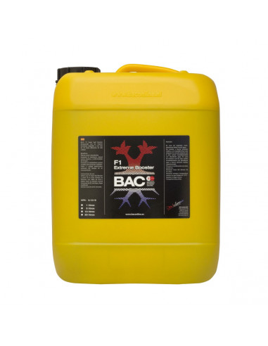 BAC F1 Superbud Extreme Booster