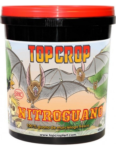 Top Crop Nitroguano 600gr Top Crop