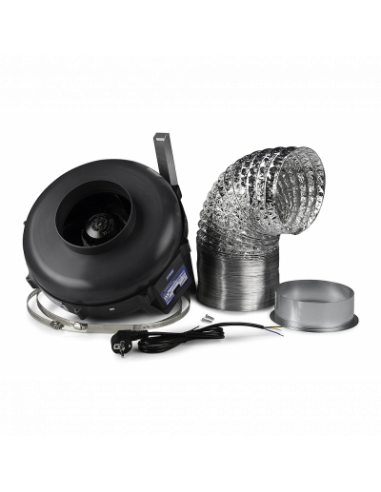 Kit de ventilación 800 ECO