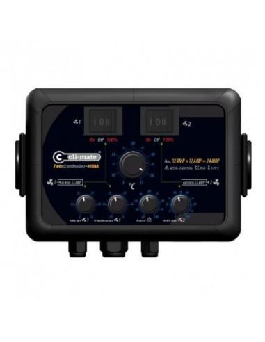 Twin-Controller HUMI 12 + 12A