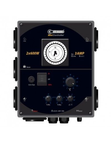 Mini-Controller 2 focos / 3A