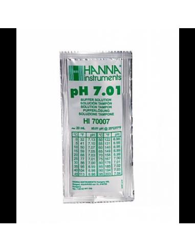 Líquido de calibración pH 7,01