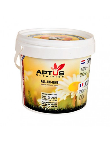 All-in-One Pellets de Aptus