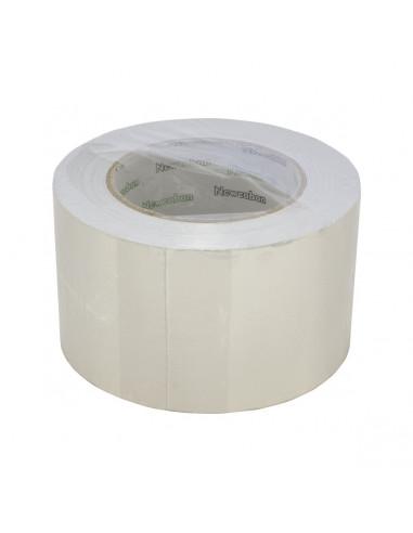 Cinta Aluminio Adhesiva Gris 30Micras...