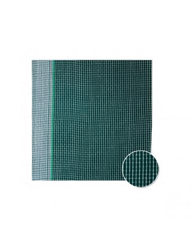 Malla Mosquitera 6x6 verde (rollo 100m)